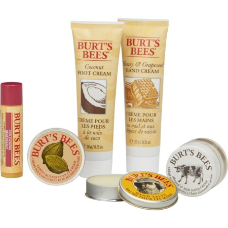 Burts BeesProbierset Tips And Toes Unboxed