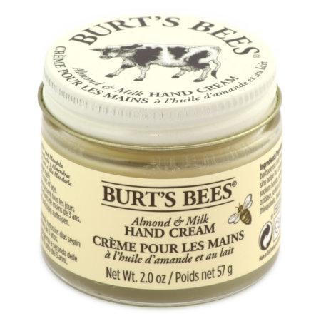 Burts Bees Nautrkosmetik Mandel Milch Handcreme