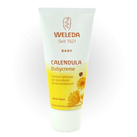 Weleda Calendula Naturkosmetik Babycreme