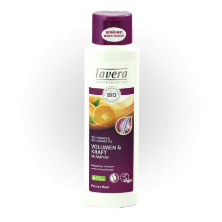 lavera Naturkosmetik Volumen Kraft Shampoo
