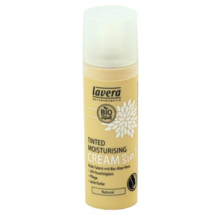 lavera Naturkosmetik feuchtigkeitsspendende 3-in-1 tinted moisturing Creme