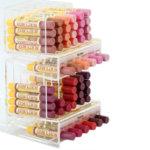 Burts Bees Nautrkosmetik Lip Shimmer Display