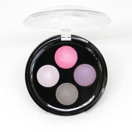lavera Naturkosmetik Beautyful illuminating Eyeshadow Lavender Couture Quattro 02